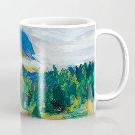 Fjord in Norway Coffee Mug