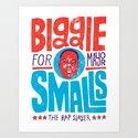 Biggie Smalls for Mayor by chrispiascik