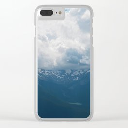 Whistler Clear iPhone Case