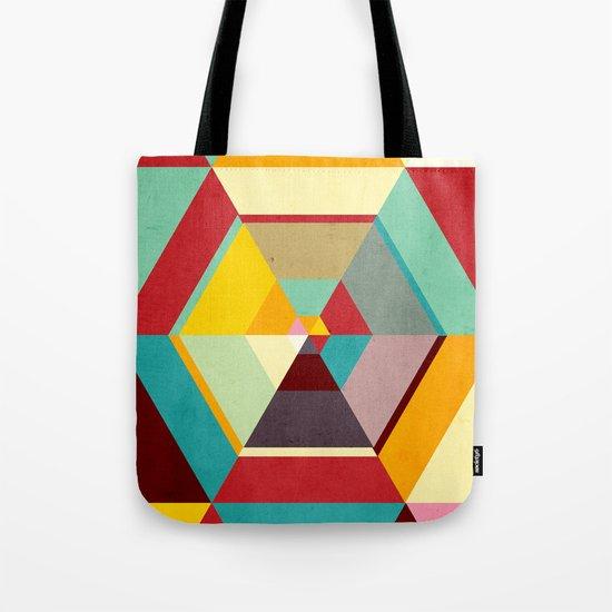 Color Mess Tote Bag