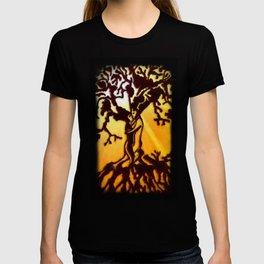Tree of life sunshine Lovers T-shirt