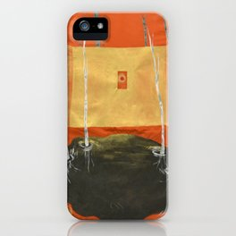 A Room in the Woods iPhone Case
