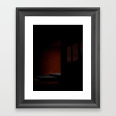 Night Wanderer Framed Art Print