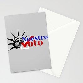 Our Revolution Turlock's Nuestro Voto Stationery Cards