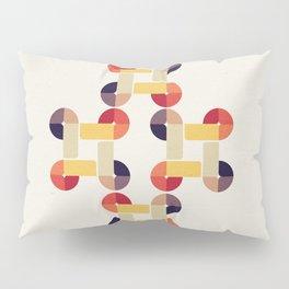 'round and 'round Pillow Sham