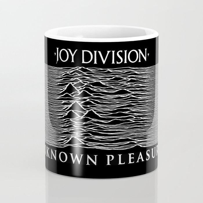 The Line Of Division Coffee Mug