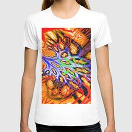 sahara travel T-shirt