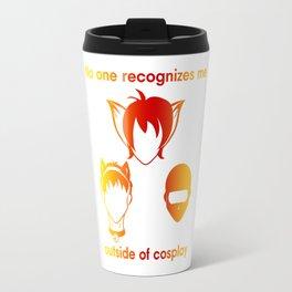Recognize EAST TRIO- Gradient Print Travel Mug