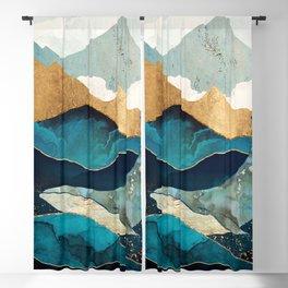 Blue Whale Blackout Curtain