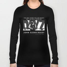 John Sloan Ready Long Sleeve T-shirt
