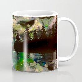Abstract Aurora Coffee Mug
