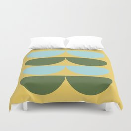 Fall Colors Deco #pantone #color #fall Duvet Cover