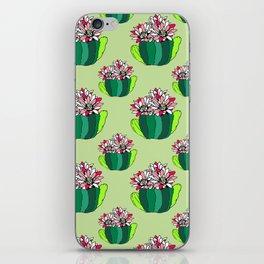 Happy Cactus iPhone Skin