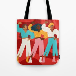 Ladies Night Tote Bag