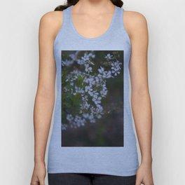 Floral Print 094 Unisex Tank Top