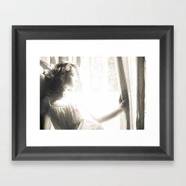 Greek Goddess Framed Art Print