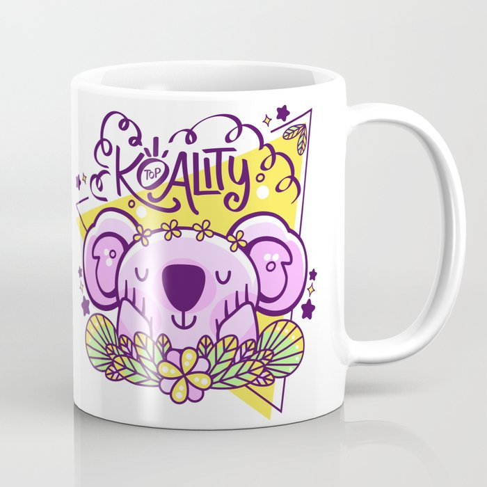 Top Koality Coffee Mug