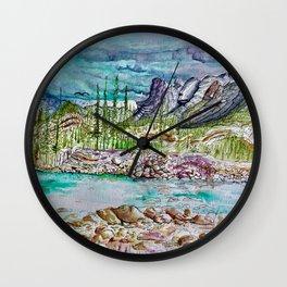 Wabasso Wall Clock
