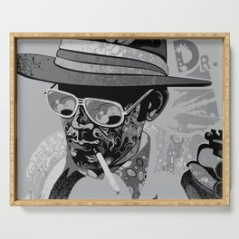 Dr Gonzo Serving Tray