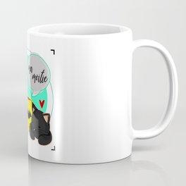 Ma Moitie (Jane + Maximoff) Coffee Mug