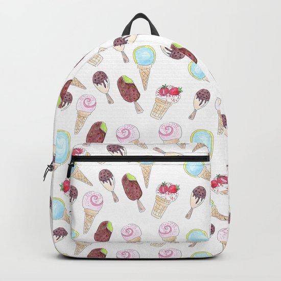 Like ice cream 1. Backpack