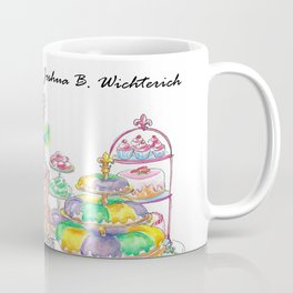 Marie Antoinette: Eat King Cake Coffee Mug