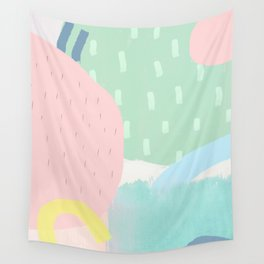 100 Spring Wall Tapestry