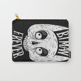 Bat skull Carry-All Pouch