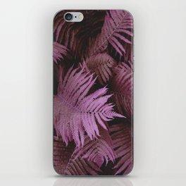 Farn 02 iPhone Skin