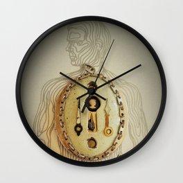 Locket Wall Clock