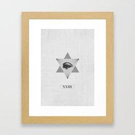 Providence Framed Art Print