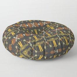 Universal Cosmos Floor Pillow