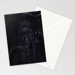 DARK TEMPLE - Du noir naît la lumière Stationery Cards