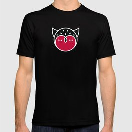 Owl Pattern T-shirt