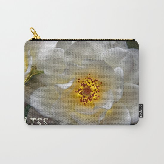 Icebergs Bliss Carry-All Pouch