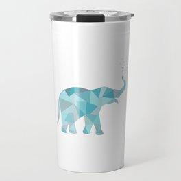 Origami Elelphant Travel Mug