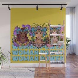 Woman Power (Boss Babe Series) Wall Mural