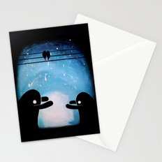 cuddle monsters Stationery Cards