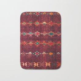 -A8- Colored Traditional Moroccan Carpet Artwork. Bath Mat
