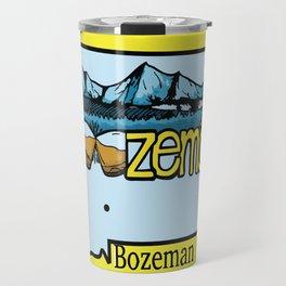 Boozeman too Travel Mug