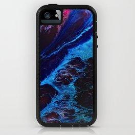 Cosmic Waves iPhone Case