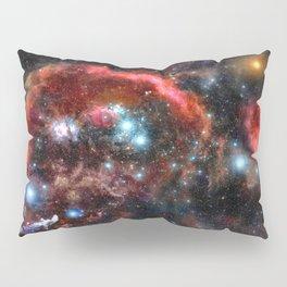 Orion Nebula Deep Colors Pillow Sham