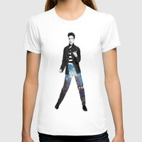elvis T-shirts featuring Elvis by Maxime Zech