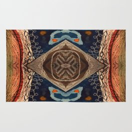 Different view Rug