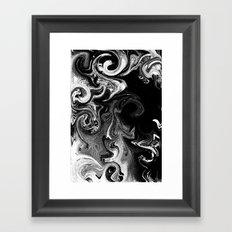 Long Dream Framed Art Print