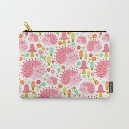 Hildie The Hedghog Carry-All Pouch