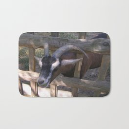 Billy-Goat Bath Mat