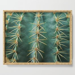 Cactus 1 Serving Tray