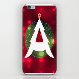 Dragonball Z Christmas iPhone Skin
