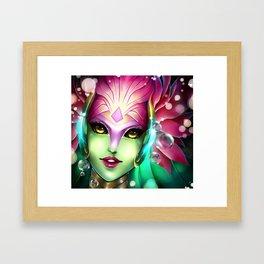 River Spirit Nami Framed Art Print